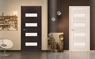 Двери 3D и экошпон