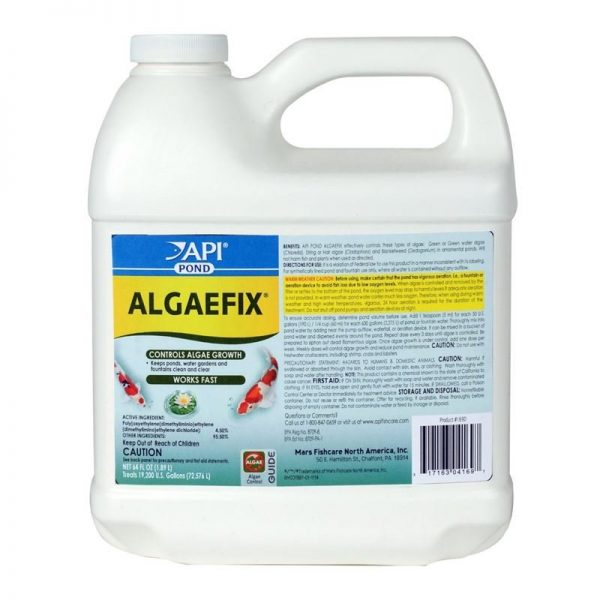 Aquarium Pharmaceuticals Algae Fix