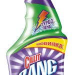Чистящее средство Антижир+сияние Cillit BANG