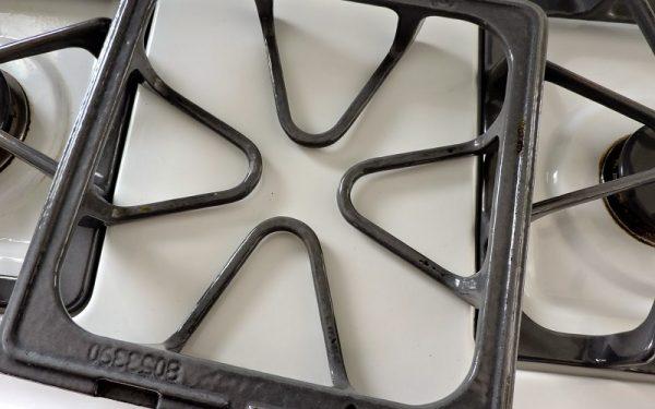Чугунная решётка для плиты
