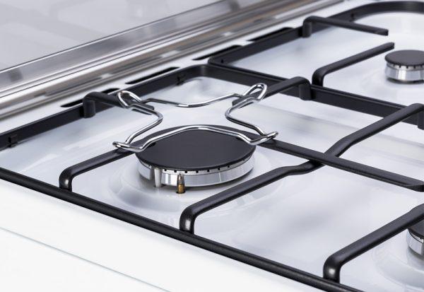 Эмалированная решётка для плиты