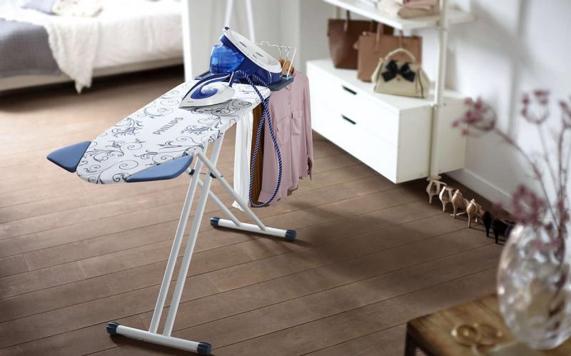 Гладильные доски и системы для дома – как выбрать оптимальный вариант