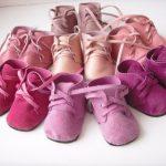 Кукольные ботиночки разных цветов