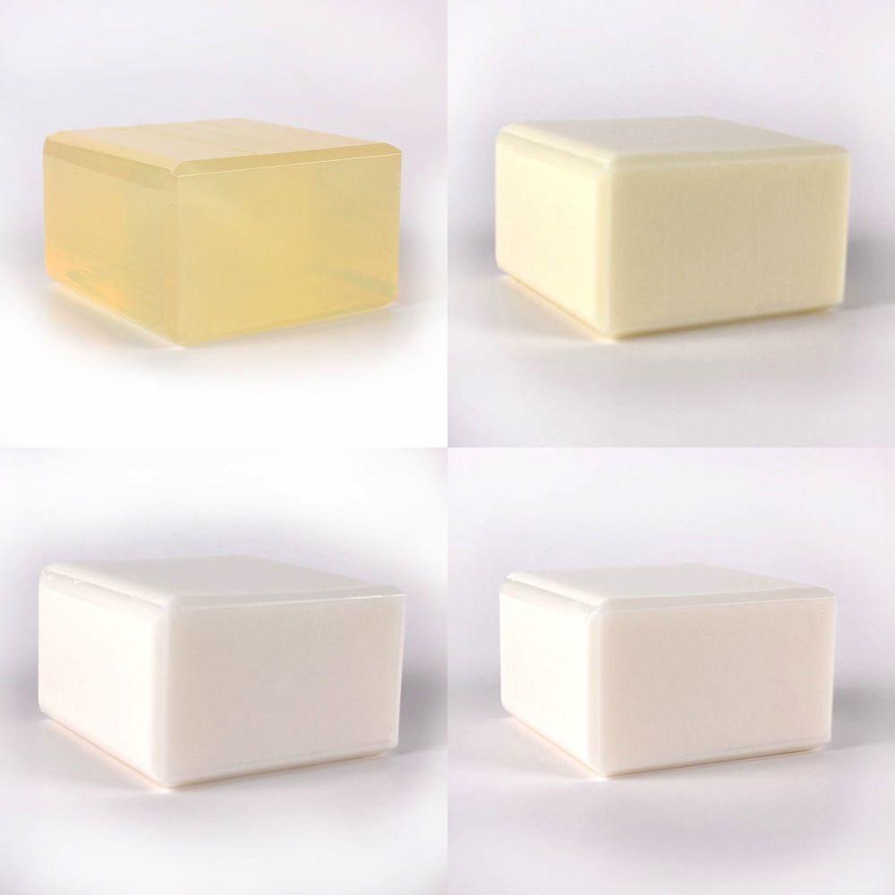 Какая бывает основа для мыла?