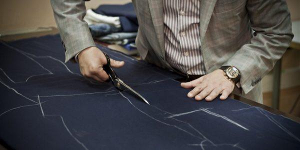 Применение обмылка в кройке шитья