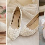 Свадебные туфли для куклы
