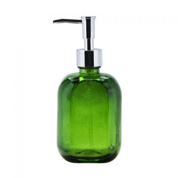 мятное мыло во флаконе с помпой