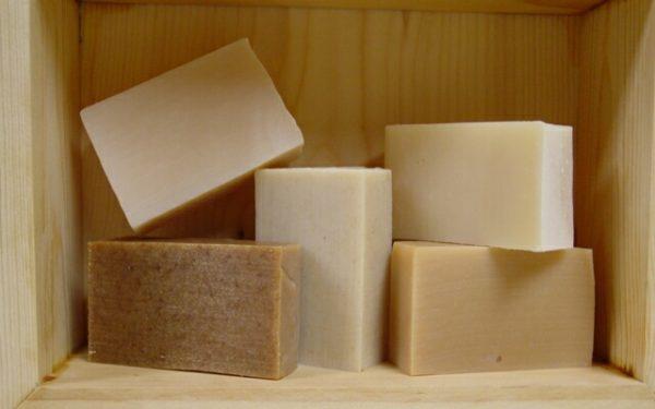 самодельное мыло из обмылков