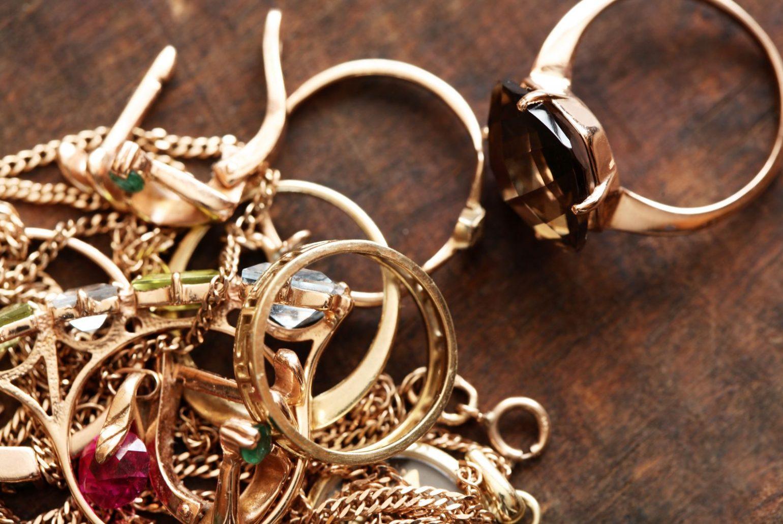 Как очистить золото в домашних условиях