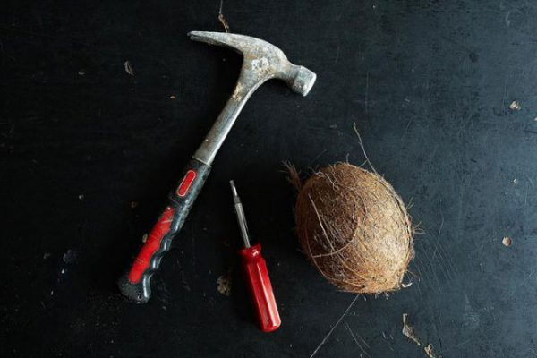 Инструменты для кокоса