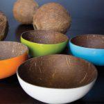 Пиалы из кокоса