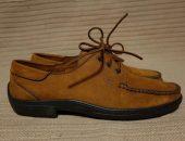 Стильные туфли из нубука