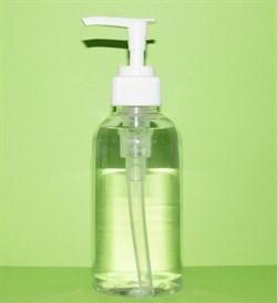 Бесцветное жидкое мыло