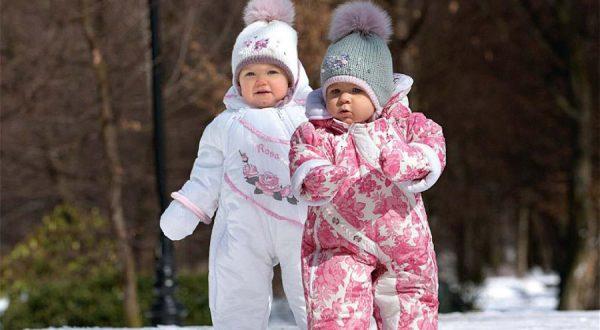 Детская одежда с утеплителем «Софт»