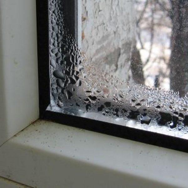 Конденсат в окне