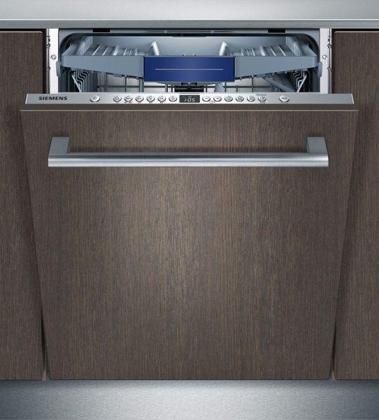 Полностью встраиваемая посудомоечная машинка