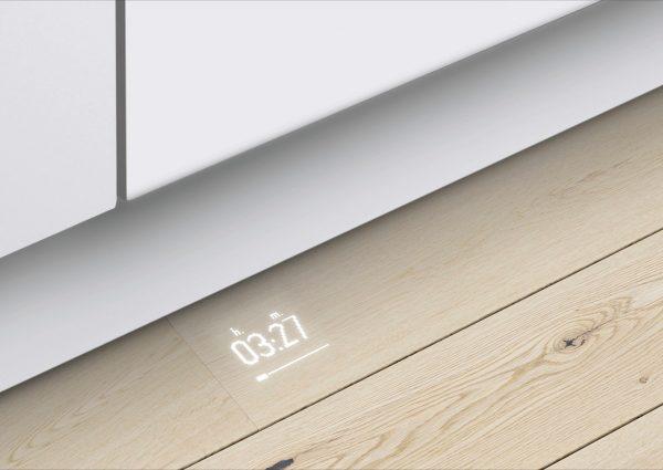 Проекция на полу