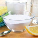 сода и уксус