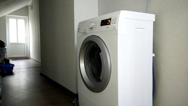 Узкая стиральная машинка