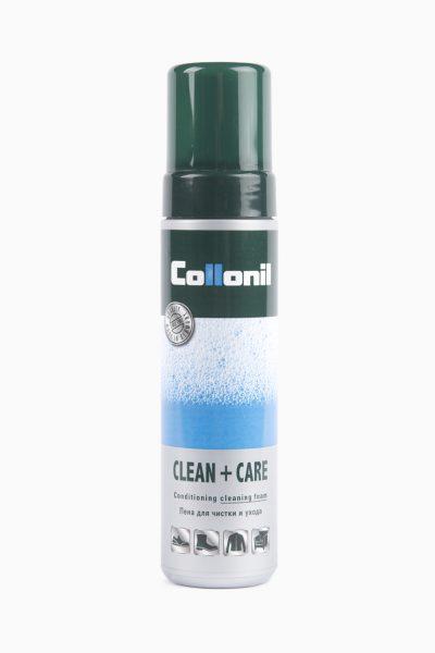Шампунь-пена для обуви и одежды Collonil «Clean&Care»