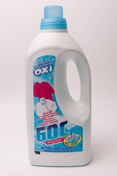 Жидкий кислородный отбеливатель
