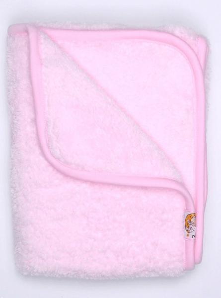 Детское махровое одеяло