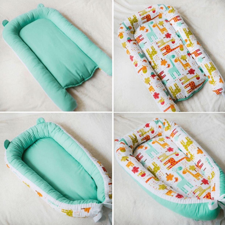 Как сшить гнездышко для новорожденных фото 599
