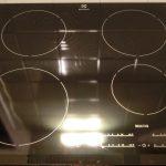 Индукционная панель Electrolux EHH 6340 fok