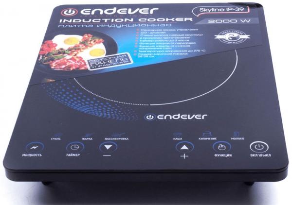 Индукционная плита ENDEVER IP-26