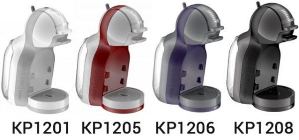Krups KP 1201.1205.1206.1208 Mini Me