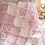 Лоскутное одеяло со швами наружу