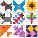 Мозаики зверушек
