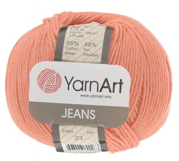 Пряжа JarnArt Jeans