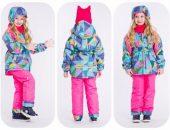 Одежда с холлофаном оптимальна для детей