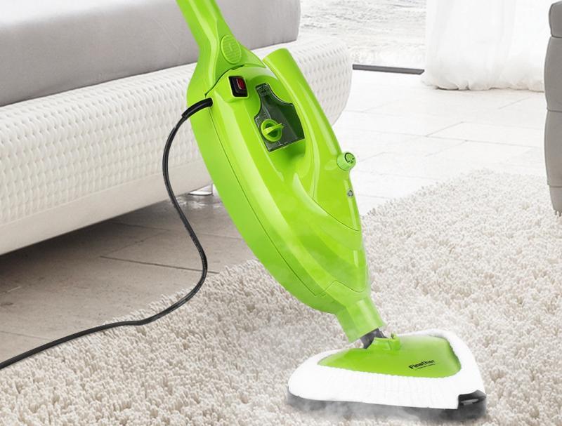 Паровая швабра, или Как навести в доме чистоту быстро и с удовольствием