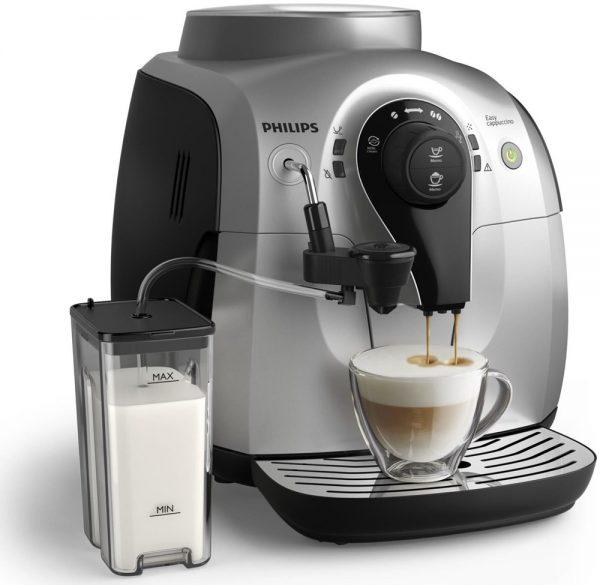 Полуавтоматическая кофеварка