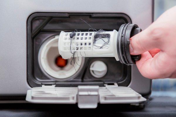 Сливной фильтр стиральной машинки