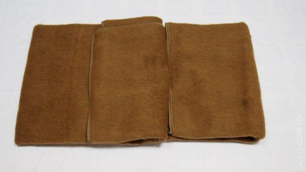 Тканое одеяло с открытой верблюжьей шерстью