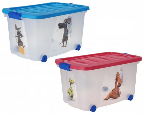 Два контейнера под игрушки