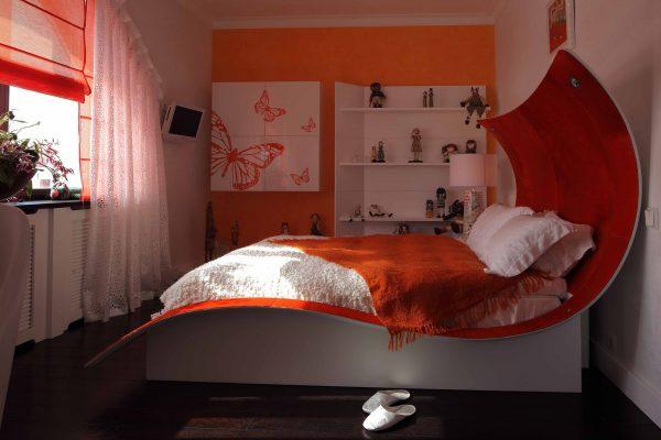 Фантазийная кровать
