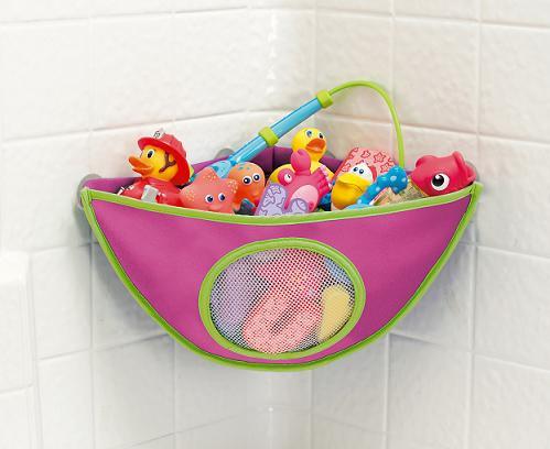 Органайзер под резиновые игрушки для ванной