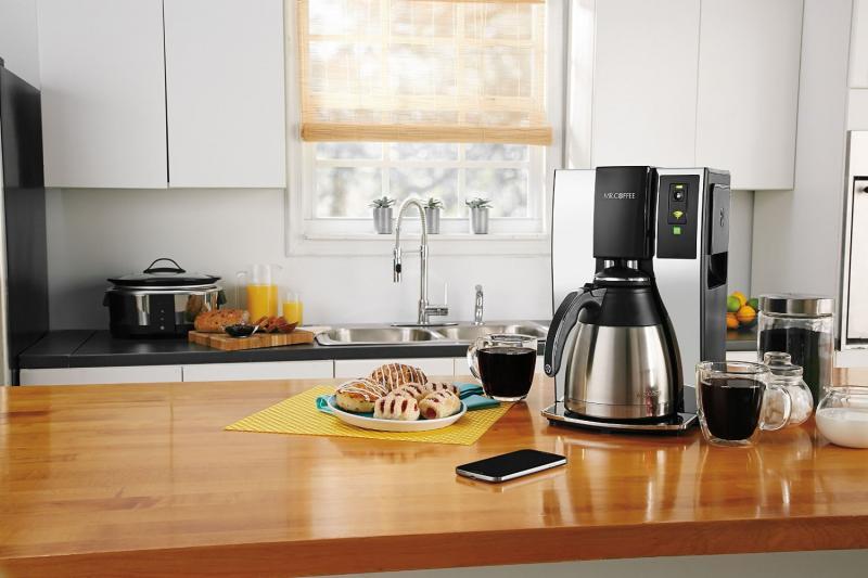 Когда твоё утро по-настоящему доброе — кофеварки для дома