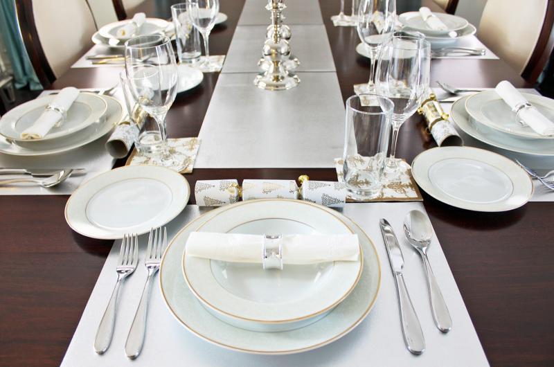 Сервировка стола — красота и порядок и в будний, и на праздник
