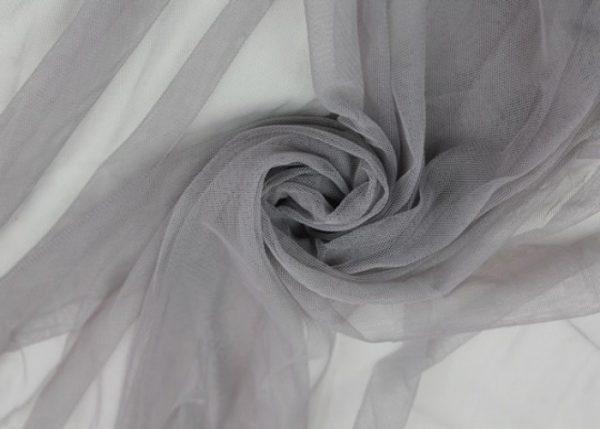 Загрязнённый тюль