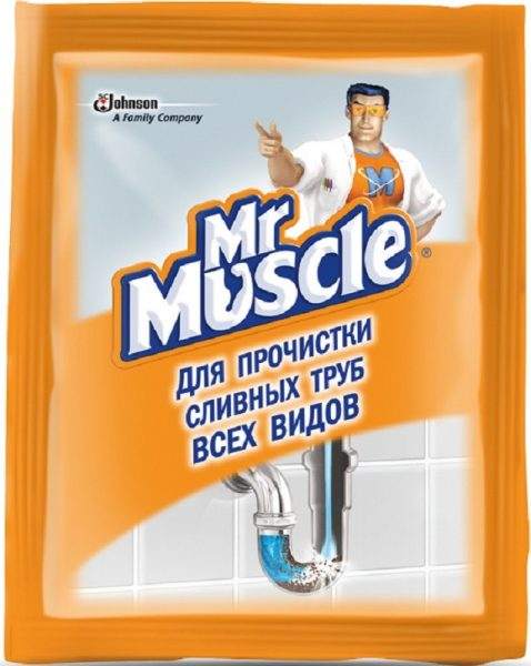 «Мистер Мускул»