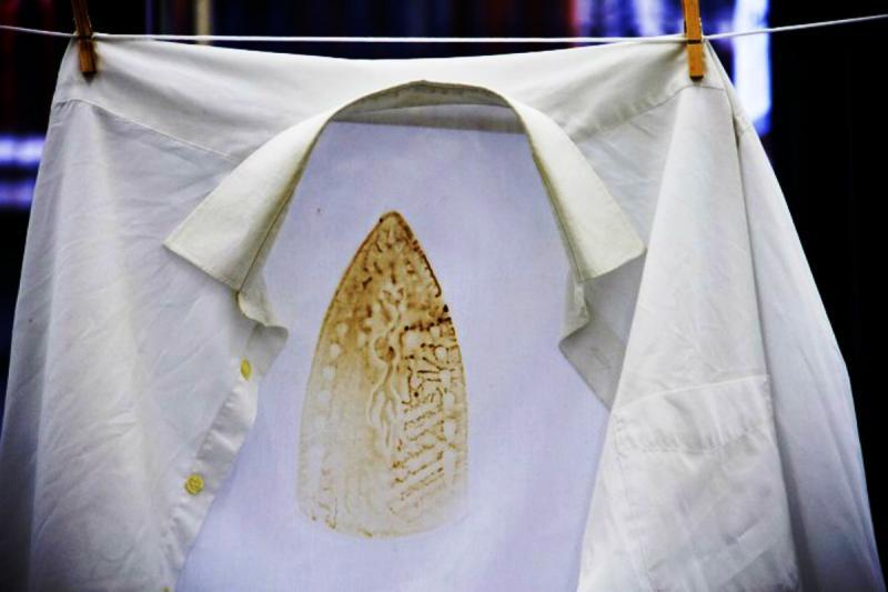Эффективные и простые способы убрать блеск и подпалины от утюга с одежды