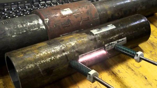 Лазерная чистка металла от краски