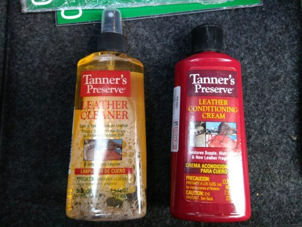 Очиститель для кожи Tanner's Preserve