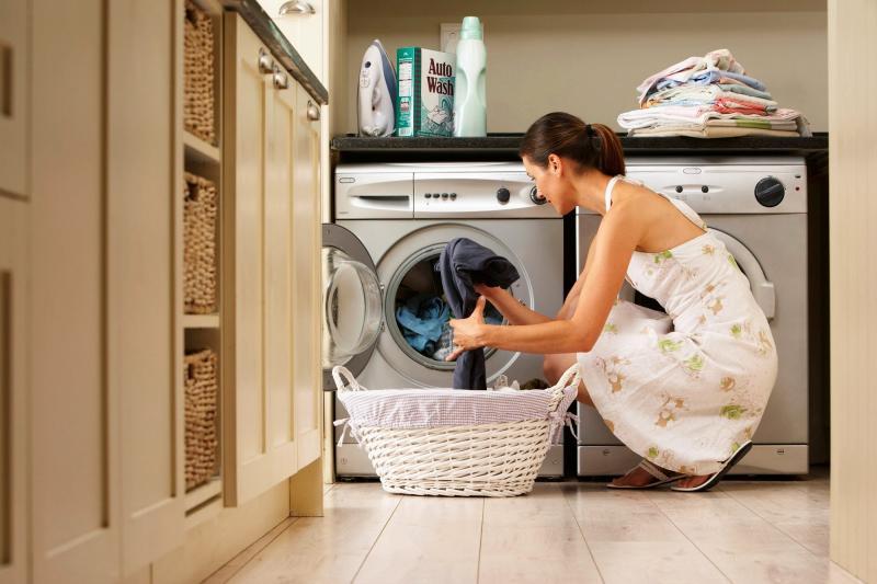 Стиральная машинка — как правильно пользоваться домашней помощницей