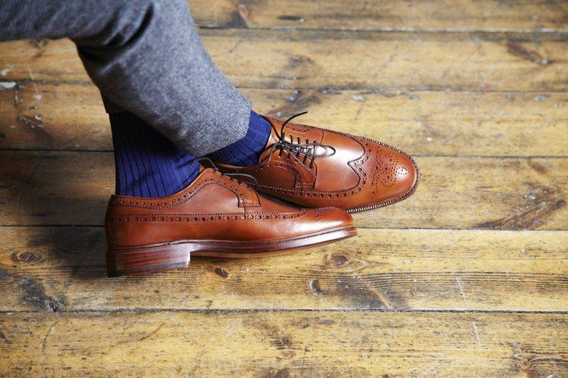 Правильный уход за кожаной обувью — новый взгляд на старые туфли